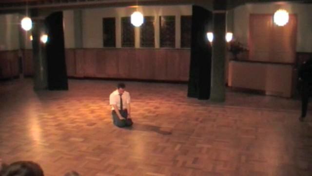 serial dance video