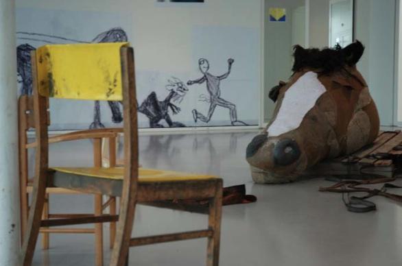 Elian-horse-head